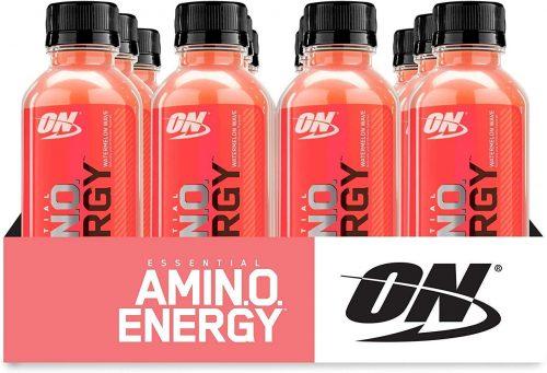 1. Optimum Nutrition Essential Amino Energy| Healthy Energy Drinks