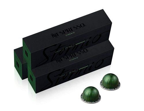 6. Nespresso Stormio VertuoLine
