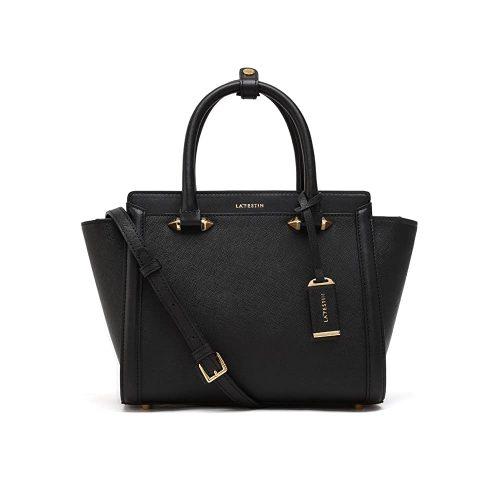 1. LA'FESTIN Brand Genuine Leather Bag
