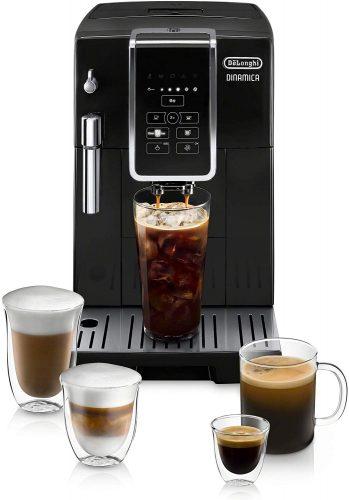DeLonghi Dinamica Automatic Coffee & Espresso Machine TruBrew