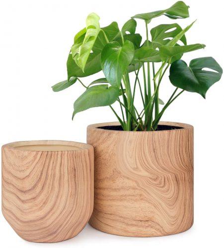 8. HOMENOTE Plant Pots Indoor