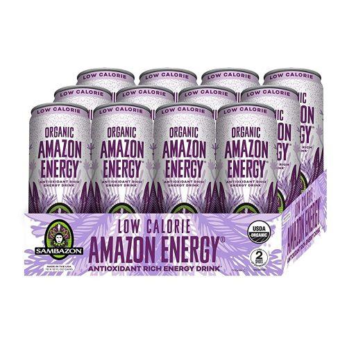 6. Sambazon Amazon Energy Drink