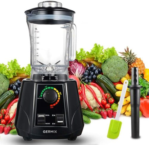 GERMIX Professional Blender - Heavy Duty Blenders