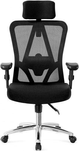 8. Ticova Ergonomic Office Chair | Comfortable Desk Chair