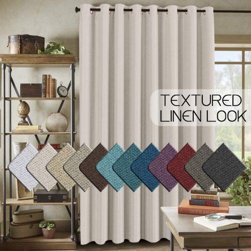 H.VERSAILTEX Curtains - Custom Curtains