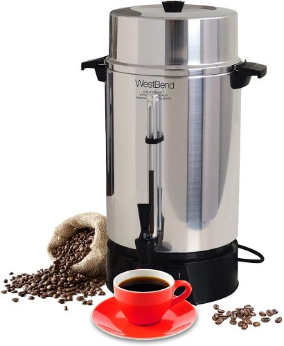 West Bend 33600 Large Capacity Coffee Maker