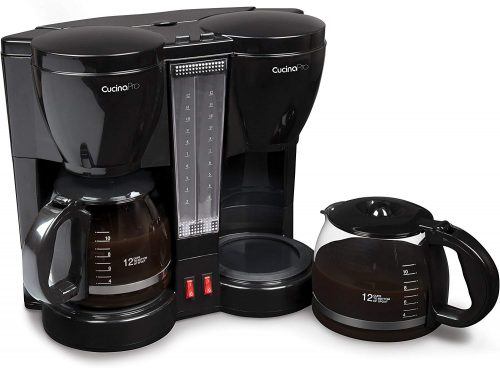 CucinaPro Double Coffee Brewer