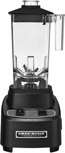 Chef-Build Commercial Power Blender - Heavy Duty Blenders