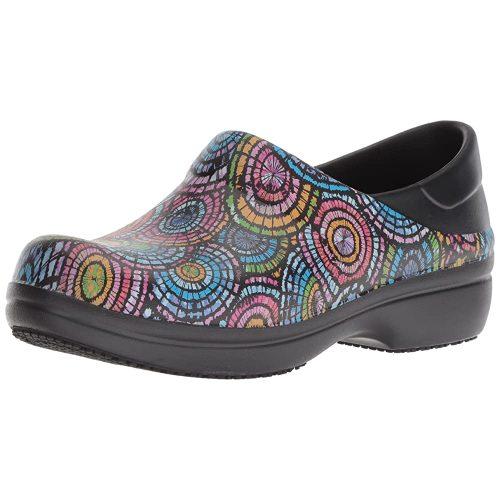 Crocs Women's Neria Pro II Clog Slip-Resistant Work Shoe