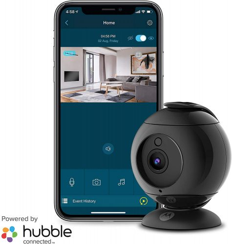 Motorola Motion Activated Security Camera - Motion Activated Security Cameras