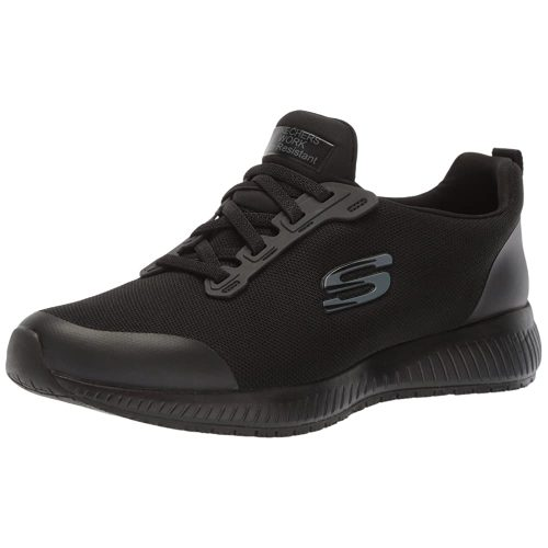 10. Skechers for Work Women's Squad SR Food Service Shoe