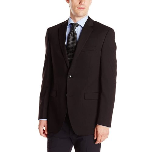 4. Perry Ellis Men's slim fit Suit