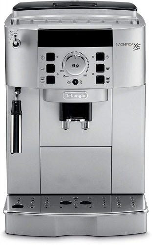 DeLonghi Compact Automatic Cappuccino, Latte, and Espresso Machine