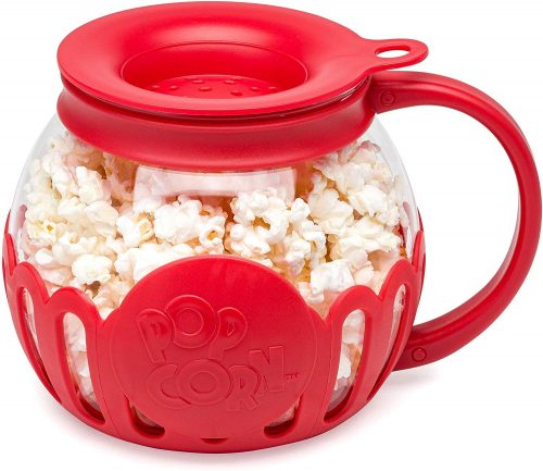 1. Ecolution Original Microwave Micro-Pop Popcorn Popper