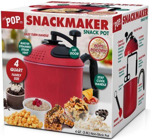 9. Just Pop It Snack Maker