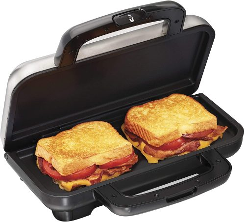 9. Proctor Silex Deluxe Hot Sandwich Maker