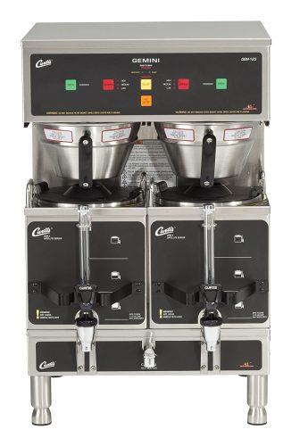 Wilbur Curtis Gemini Twin Coffee Brewer | Coffee Vending Machine