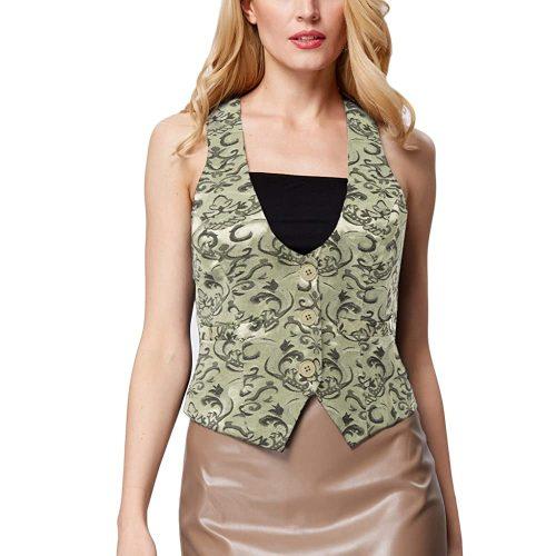 GRACE KARIN Women's Waistcoat Vest Vintage
