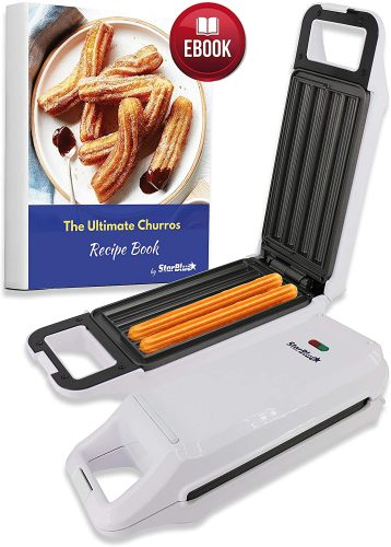 6. Churro Maker by StarBlue with FREE Recipe e-Book