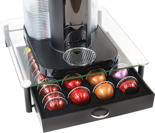 8. Amazon Basics Nespresso Pod Holder