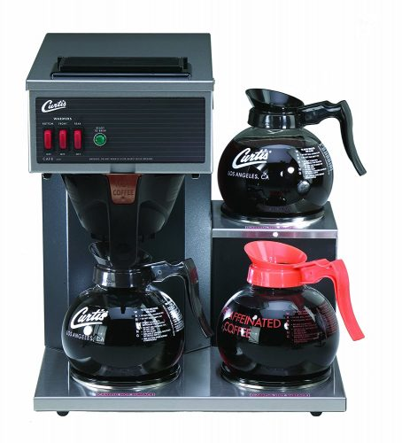 Wilbur Curtis Commercial Pourover Coffee Brewer | Coffee Vending Machine