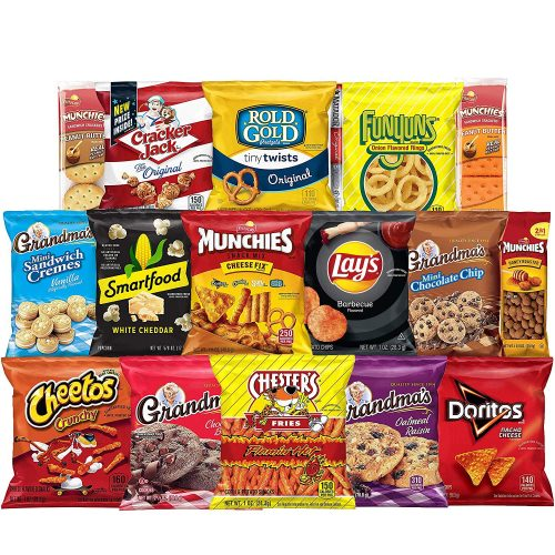 2. Ultimate Snack Care Package