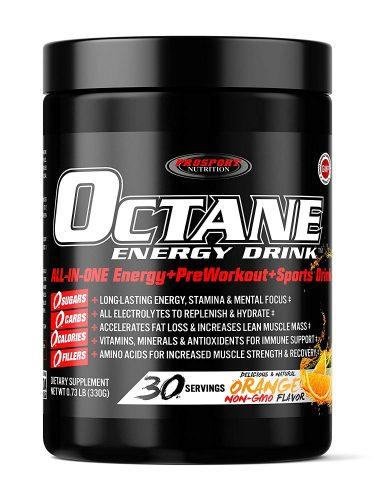 9. OCTANE ENERGY DRINK | Healthy Energy Drinks