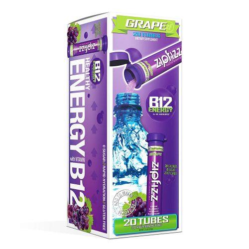 7. Zipfizz Healthy Energy Drink Mix | Healthy Energy Drinks