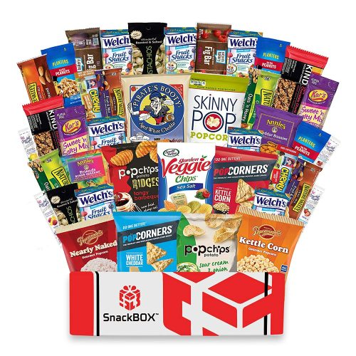 6. Healthy Snacks Care Package Snack