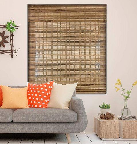 Calyx Interiors Bamboo Shade