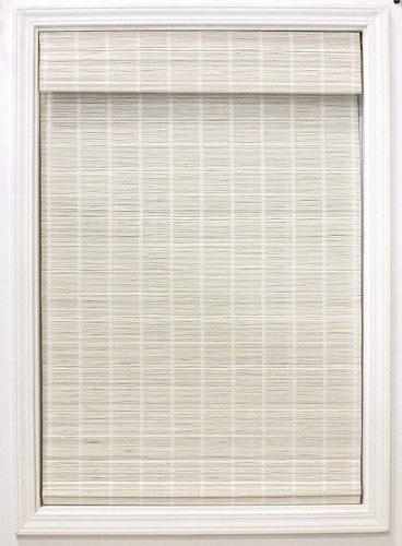 Lewis Hyman Bamboo Roman Shade