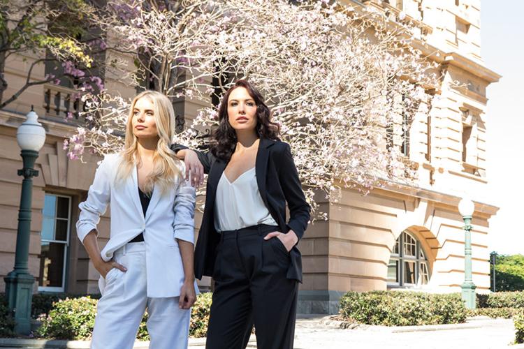 Women Trouser Suits