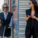 women suit vest