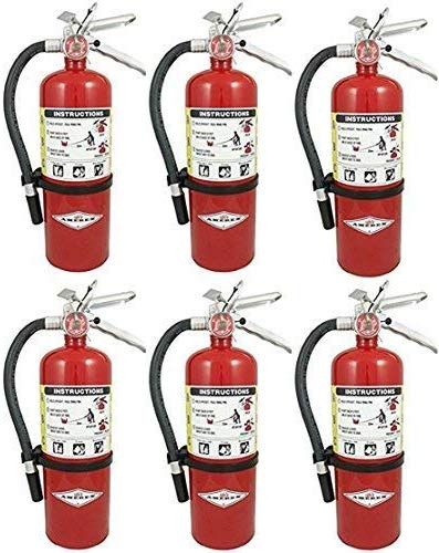 2. Amerex chemical extinguisher