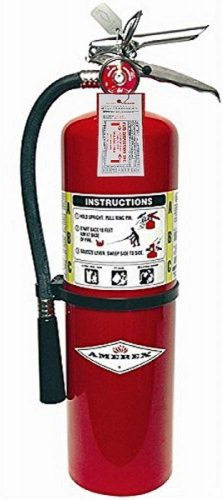 7.Amerex B456 foam fire extinguisher