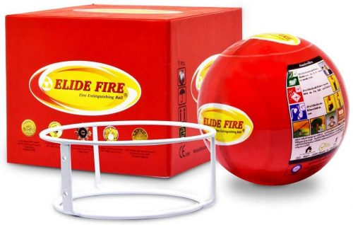5. Elide foam fire extinguisher