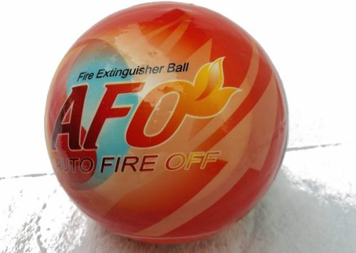 3. Fire extinguisher ball
