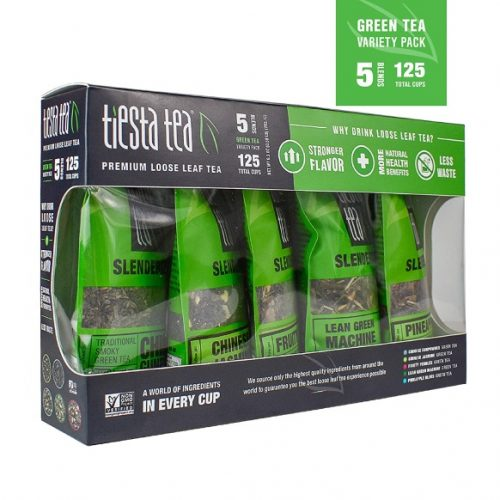 8. Tiesta Tea