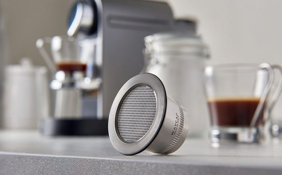 Refillable Nespresso Pods