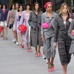 tweed blazer for women