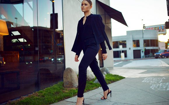 Black Women Suits