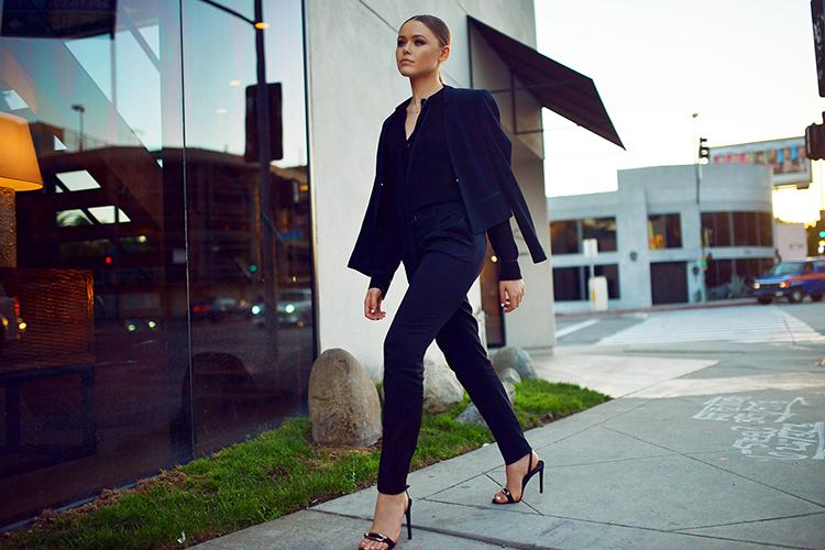 Black Women Suits