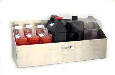 Pit Posse Multi-Use Storage Cabinet Holder- Trailer Storage