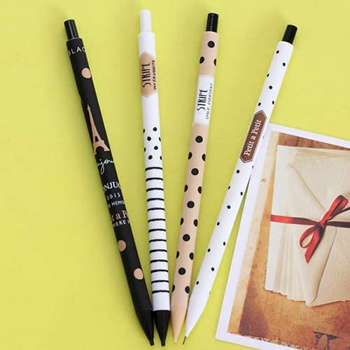 GlobalDeal 2 Pcs 0.5mm Cute Plastic Mechanical Pencil