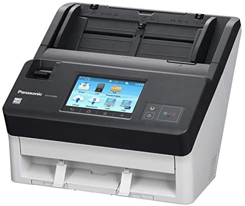 10. Panasonic KV-N1058X Network Scanner