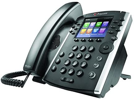 Polycom VVX 411 12-Line IP Phone