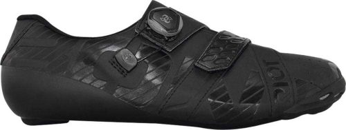 3. BONT Riot Road+ BOA Cycling Shoe: Euro Wide 45 Black