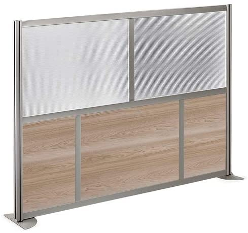 "6. NBF Signature Series At Work 61"" W x 53"" H Room Divider"
