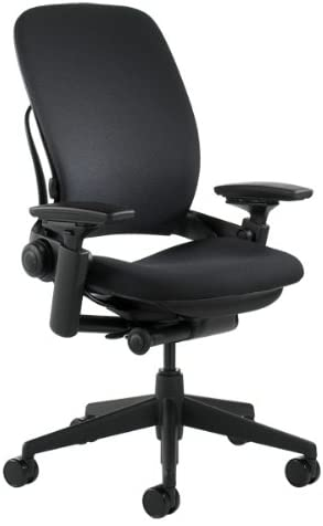 2. Steelcase Leap Fabric Chair