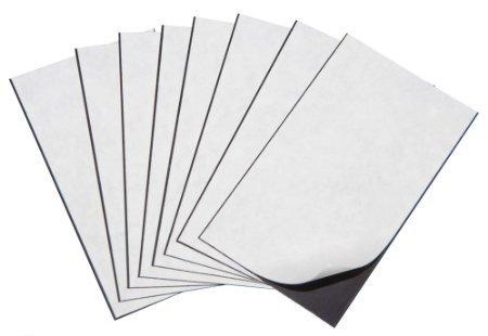 4. Marietta Magnetics - Self Adhesive Business Card Magnets